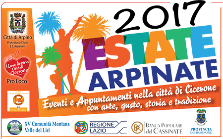 Estate Arpinate 2017