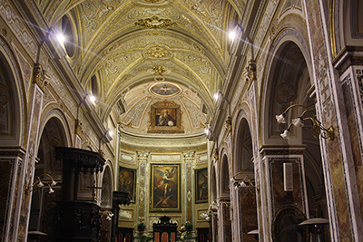Interno Chiesa di San Michele